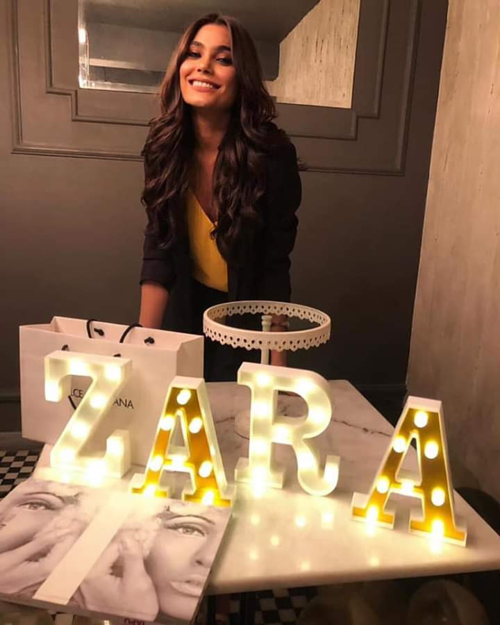 Pakistani supermodel Zara Abid was aboard the PIA flight that crashed in Karachi