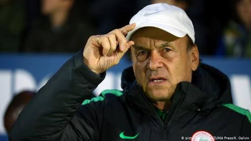 Gernot Rohr reaches agreement with NFF to continue as Super Eagles coach for two and half years