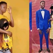 GIRLS ARE NEVER TO BE TRUSTED, Young Nigerian boy That writes a heartbreaking post to his ex-girlfriend on her birthday