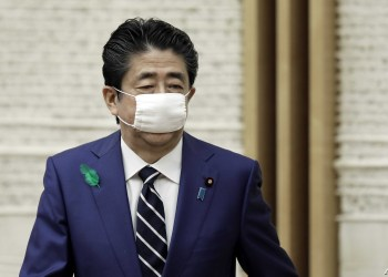 """Japan completely lifts state of emergency in the country as COVID-19 outbreak is """"brought under control"""""""""""