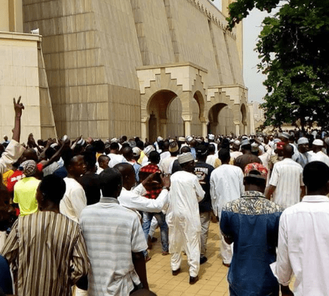Man slumps and dies after observing Eid prayers in Kano