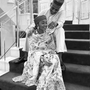 Zahra Buhari and husband, Ahmed Indimi Shares New Lovely Pictures