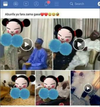 """Arewa husband allegedly divorces his only wife of 19 years after she engaged in the viral """"Dancing For Husbands"""" challenge"""