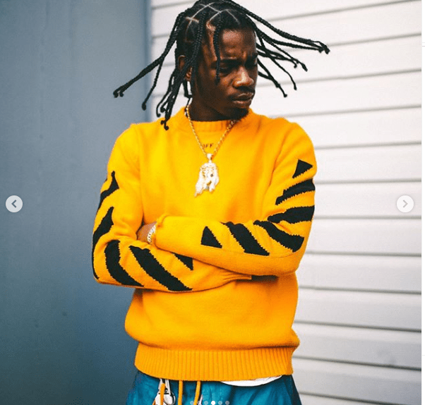 Canadian rapper Houdini shot and killed in Toronto?