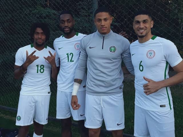 Super Eagles goalkeeper Maduka Okoye, explains why he chose Nigeria over Germany despite not visiting Nigeria for 14 years prior to call up