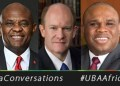 President Weah, US Senator Coons, Elumelu, Other Global Leaders at the 2nd UBA Africa Day Conversations Urge Government, Private Sector Collaboration