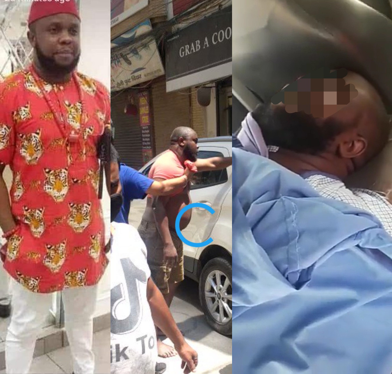 Nigerian government reacts to graphic videos of a Nigerian man beaten to death in India (video)