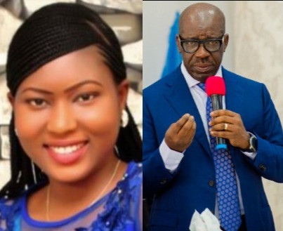 #JusticeforUWA :  Edo state governor, Godwin Obaseki, reacts to the rape and murder of UNIBEN student