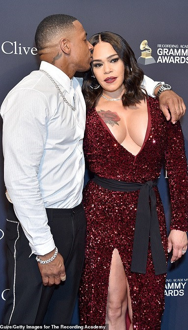 Faith Evans arrested for domestic violence after allegedly attacking her husband Stevie J