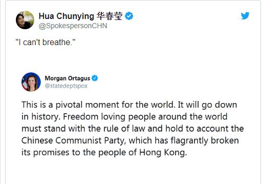 Le racisme contre les minorités ethniques aux États-Unis est une maladie chronique de la société américaine - La Chine réagit aux manifestations aux États-Unis