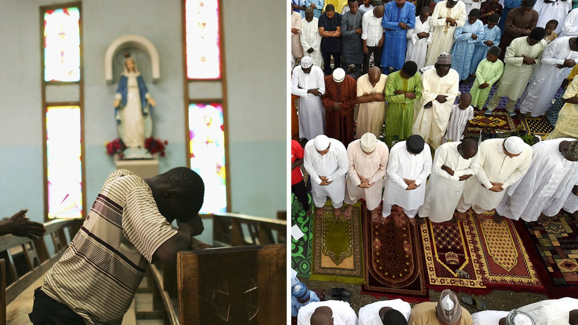 FG lifts ban on religious gathering
