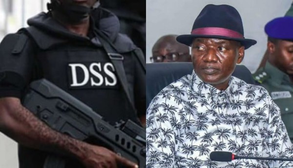 DSS confirms alteration in Bayelsa Deputy Governor