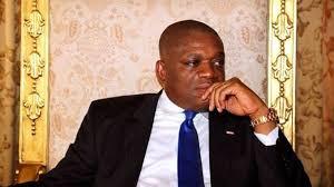 Protesters storm National Assembly, ask Senate President to declare Orji Uzor Kanu