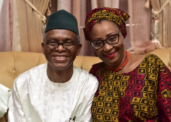Governor El-Rufai advises his wife Hadiza on how to deal with Twitter trolls