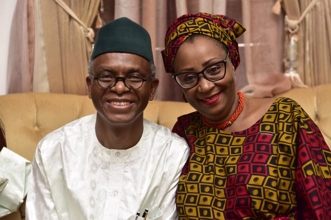 Governor?El-Rufai advises his wife Hadiza on how to deal with Twitter trolls?