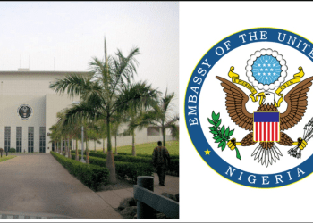 US embassy in Nigeria warns citizens against visiting its office over a planned protest on the killing of George Floyd