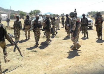 Soldier and humanitarian workers abducted in Borno