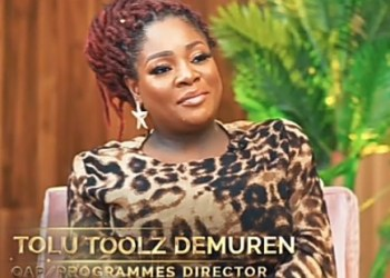 Toolz goes into details about losing her child and her journey to recovery on the First episode of Life Lessons with Betty Irabor sponsored by Nescafe (video)