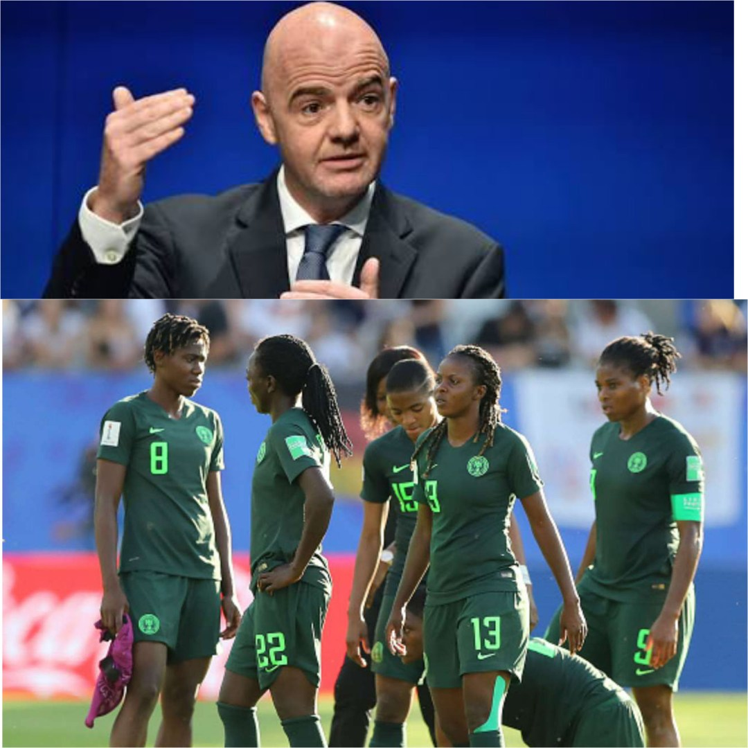 FIFA confirms paying $700,000 owed to Super Falcons for World Cup participation