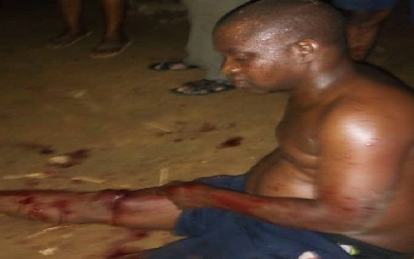 Drunk police officer kills his colleague in Lagos