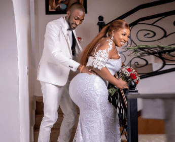 5ede95259e3cc Actress Anita Joseph's husband celebrates three years of him ''loving her, F***KING and filling her tank''