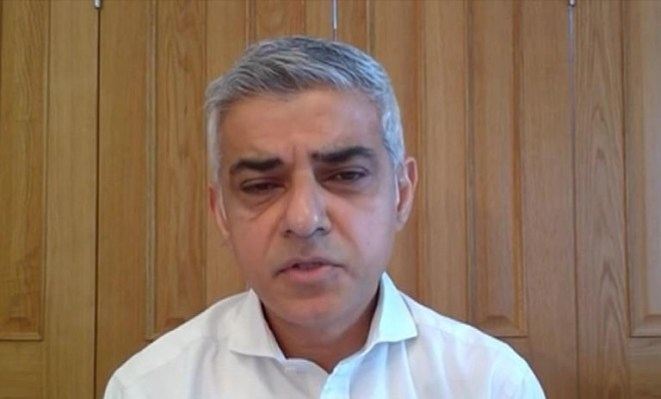 Sadiq Khan calls for all London slave merchant landmarks to be removed as Black Lives Matter protesters plan to tear down more statues