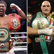 World heavyweight champions, Anthony Joshua and Tyson Fury agree terms of two-fight deal