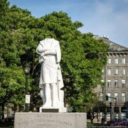 CHAI: Christopher Columbus statue in Boston to be removed after it was beheaded overnight