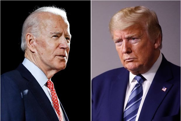 Joe Biden reveals what will happen if Trump loses election and refuses to leave White House (Video)