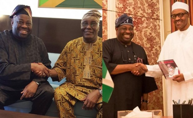 I chose Atiku in 2019 election because nothing was changing with Buhari - Dele Momodu