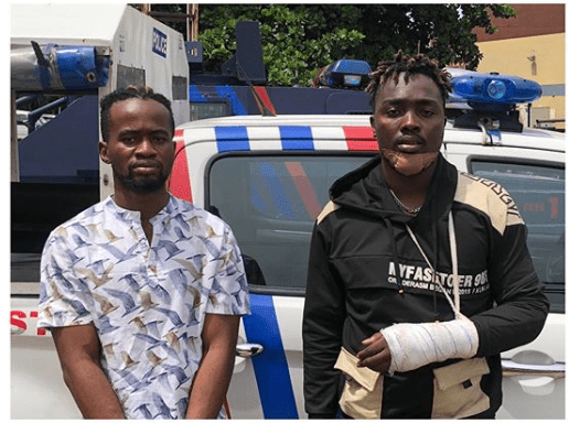 Singer and pianist arrested for robbery in Lagos