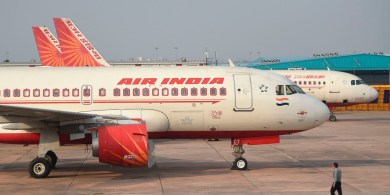 Indian passenger dies on board evacuation flight from Lagos