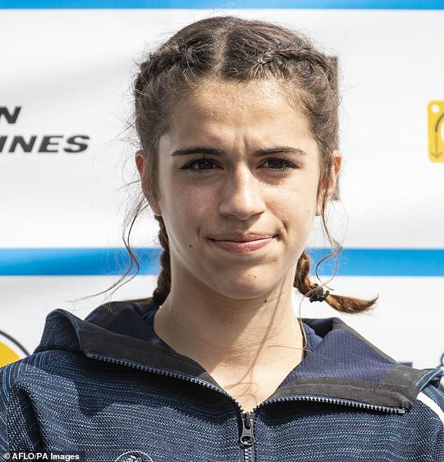 La grimpeuse française Luce Douady, 16 ans, décède après être tombée d'une falaise (photos)