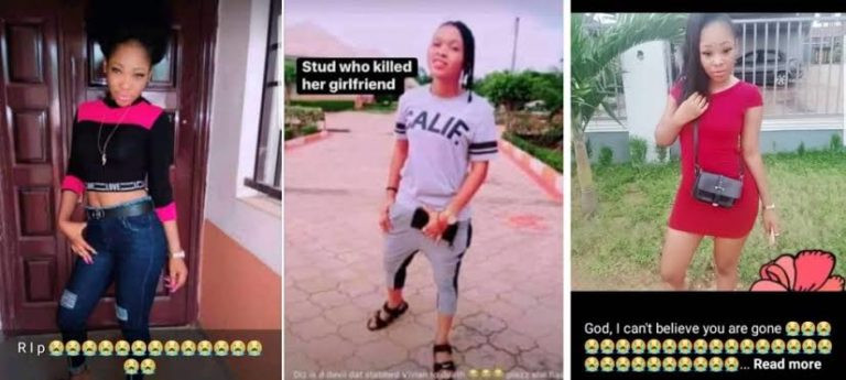 Lady allegedly kills her lesbian partner in Delta State because she caught her sleeping with a man