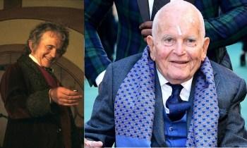 Sir Ian Holm dies aged 88
