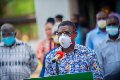 Edo state deputy governor Philip Shaibu joins Obaseki in PDP