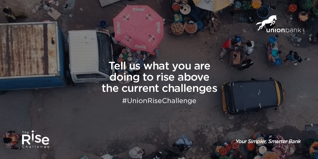 #UnionRiseChallenge ? Doubt Your Doubt! You too Can Rise!