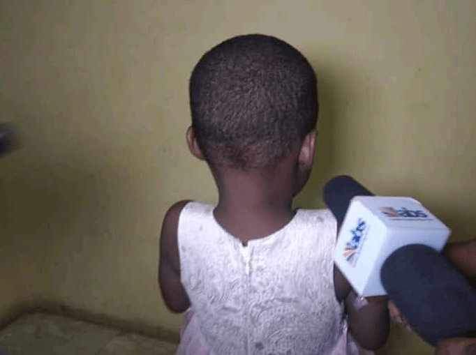 Father rapes his 3-yr-old daughter while his wife was in the labor room; blames his actions on evil spirits