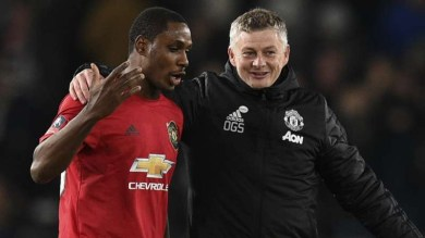 Odion Ighalo is a proven goalscorer - Solskjaer