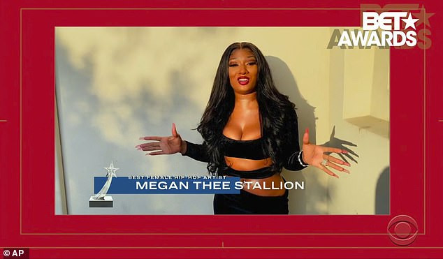 BET Awards 2020: Megan Thee Stallion beats Nicki Minaj and Cardi B to win Best Female Hip-Hop Artist?