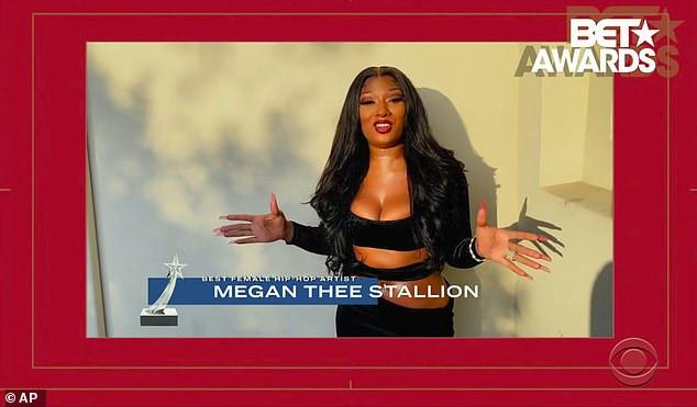 BET Awards 2020: Megan Thee Stallion beats Nicki Minaj and Cardi B to win Best Female Hip-Hop Artist?
