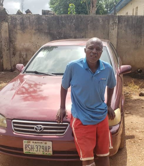 Notorious car thief nabbed by police