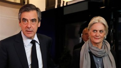 François Fillon and his wife sentenced to jail