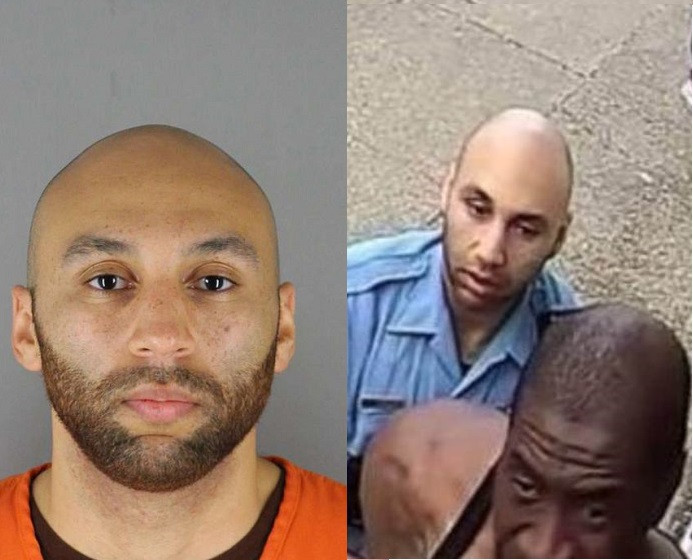 J Alexander Kueng, one the four ex-Minneapolis Police officers charged in George Floyd