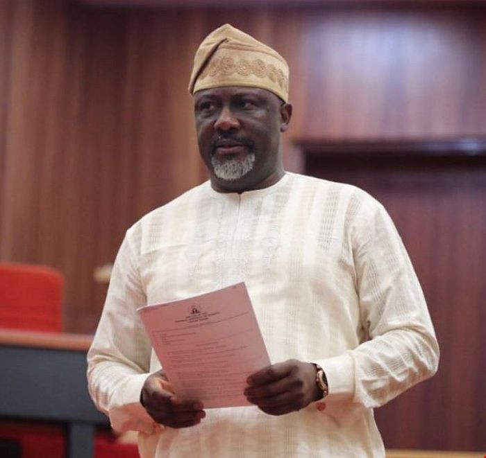 Court rejects Dino Melaye?s suit challenging the Infectious Disease Bill