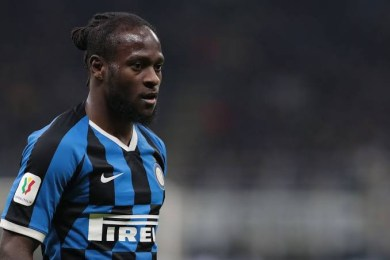 Chelsea loanee Victor Moses extends contract with Inter Milan until end of the season