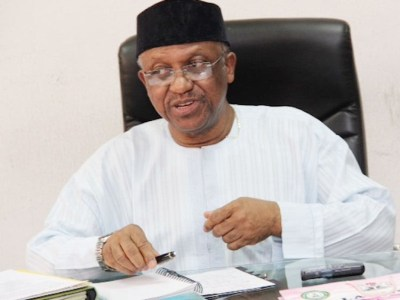 Nigeria has a 'Madagascar herb' plantation - Health Minister, Ehanire Osagie