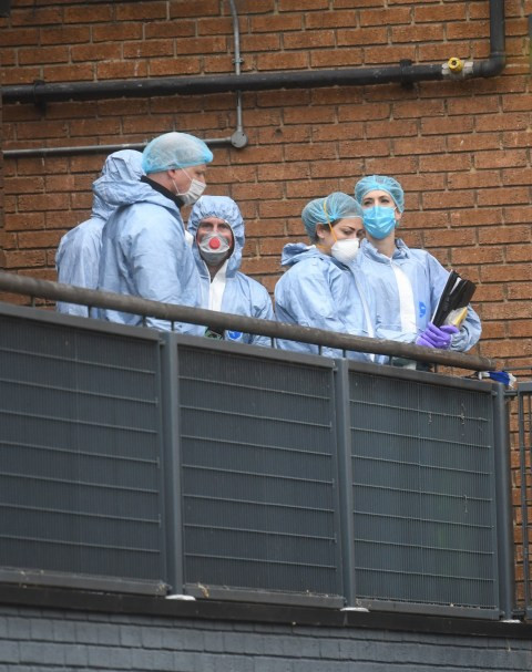 Man shot dead in broad daylight in London