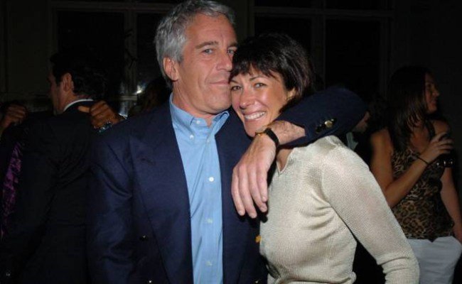Jeffrey Epstein S Ex Girlfriend Ghislaine Maxwell Set To