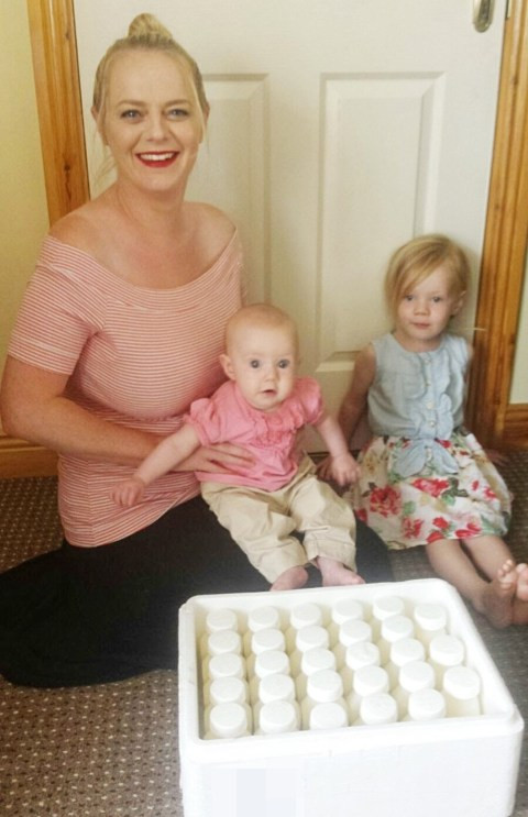 Mum says she?ll keep breastfeeding her four-year-old daughter until the child decides to stop (photos)